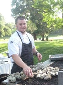 Chef Brandon